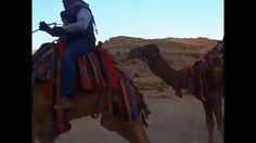 Ashley and Bronnie at Petra, Jordan