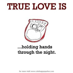 True love and happiness
