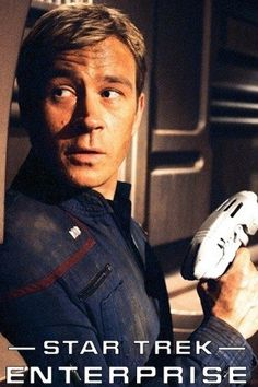 Star Trek Enterprise - Charles 'Trip' Tucker (Connor Trinneer)