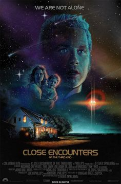 Close Encounters of the Third Kind movie poster Fantastic Movie posters movie posters movie posters movie posters movie posters movie posters movie Posters Best Sci Fi Movie, Sci Fi Movies, Great Movies, 80s Movie Posters, Close Encounters, Alternative Movie Posters, Family Movies, Movie Photo, Classic Movies