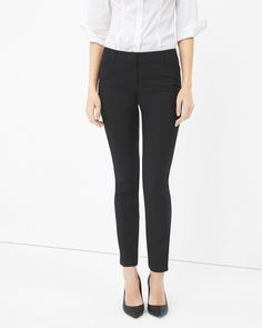 White House | Black Market Perfect Form Ankle Pants #whbm