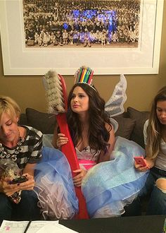 Tooth fairy costume with toothbrush crown #funnyhalloweencostumes #besthalloweencostumes
