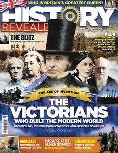 HISTORY REVEALED – SEPTEMBER 2015 UK | FREE EBOOK DOWNLOAD PAGE: http://freeebooksmagazinesdownload.blogspot.com.tr/2015/08/history-revealed-september-2015-uk-free.html