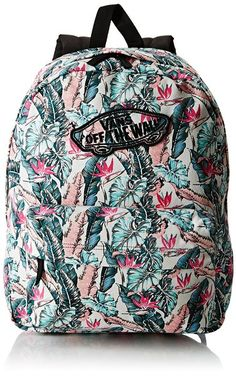 mochilas vans of the wall chica escolares