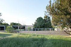 charles pictet architecte / orangerie et écuries à vandoeuvres