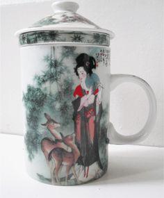 Xicara de chá China