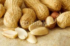 Arachidi, noccioline americane - Peanuts © Pietro D'Antonio