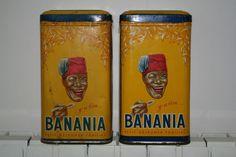 2 Boites Y'A Bon Banania Pâtes Et Sucre