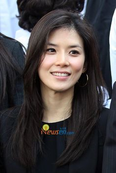Lee Bo Young hair