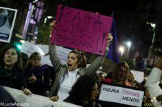 imagen - NI UNA MENOS - ¡TOCAN A UNA, TOCAN A TODAS! fotografía: © Lucía Aguirre