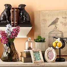 Objects of Curiosity - ooh love these accents