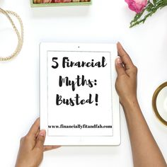 5 Financial Myths - Busted!