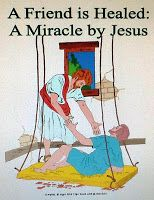 Overview lesson of Jesus' miracles, on Deb Jackson's blog