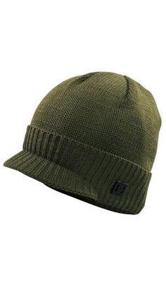 Visor Beanie | 8 Stylish Winter Hats for Men #style #men #hats #winter