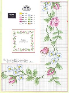 Thrilling Designing Your Own Cross Stitch Embroidery Patterns Ideas. Exhilarating Designing Your Own Cross Stitch Embroidery Patterns Ideas. Cross Stitch Rose, Cross Stitch Borders, Cross Stitch Flowers, Cross Stitch Kits, Cross Stitch Charts, Cross Stitch Designs, Cross Stitching, Cross Stitch Embroidery, Cross Stitch Patterns