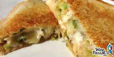 Brussel Sprout Grilled Cheese - WineParrot.com