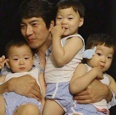Triplets x Appa Song Il Kook ep 34