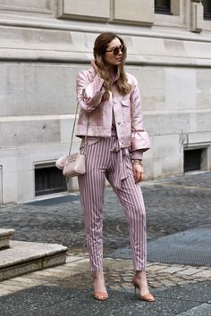 Outfit Inspiration, Pretty in Pink!