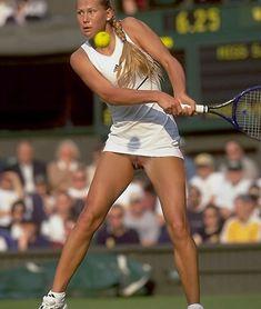 Tennis Upskirt No Panties Jpg
