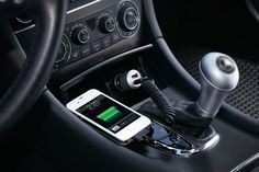 Mobile Highway Pro is the iconic twin-slot in-car charger for iPhone, iPad and other USB-powered devices and plugs into your car's cigarette lighter socket