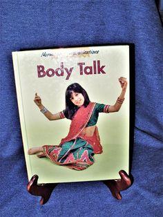 Body Talk (Nonverbal Communications) Nigel Nelson Hardcover VGUC