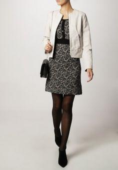 Anna Field - Vestito di maglina - nero