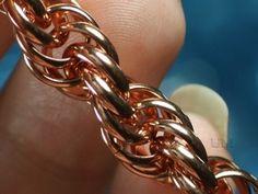 Spiral 6-in-1 Chain Maille