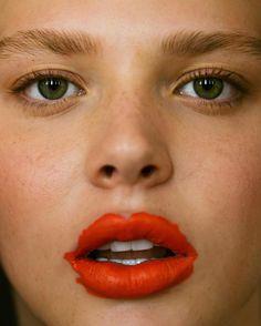 Muah : @aliziamoreno — Model : Katty Trost @juniormodels