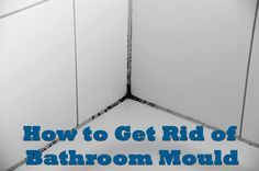 Black Mould: How to Get Rid of It and Prevent It - Many bathrooms have a battle on their hands when it comes to mould and mildew and not only is it horrible to…