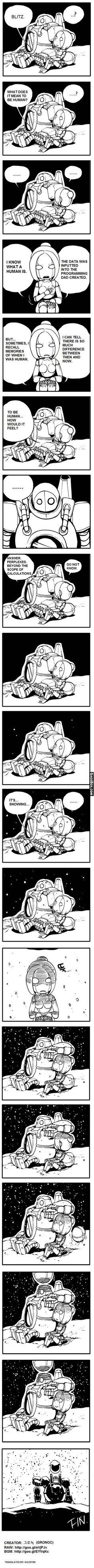 Being Human #comics