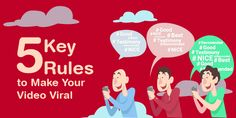 5 Key Rules to Make Your Video Viral