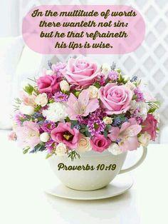 Proverbs 10:19 kjv
