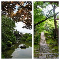 """@ilaria_agostini's photo: """"#kyoto#japanese #garden"""""""