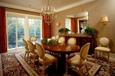 bethesda home dining room - Google Search
