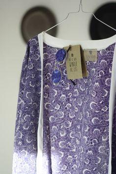 Karavan's new kimono