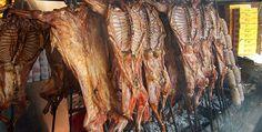 17 veces he visto estas grandes cocinas campestres. Carne Asada, Real Mexican Food, Mexican Food Recipes, Carnitas, Barbacoa, Goat Recipes, Cooking Recipes, Barbecue Recipes, Bbq