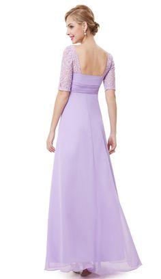 bda8e2b619ff Ever-pretty - Ever Pretty Half Sleeve Lace Bridesmaid Dress Evening Gown  08038 - Walmart.com