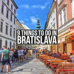 Is Bratislava on your travel bucket list yet? If not, it's such a shame. This beautiful Slovakian capital is one of the most endearing European cities. Check out the list of things to do in Bratislava on our travel blog- Awara Diaries