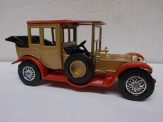 MATCHBOX MODELS OF YESTERYEAR Y7-3 1912 ROLLS ROYCE  ISSUE 26*