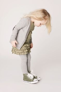 Every little girl needs a pair of Chuck Taylors.