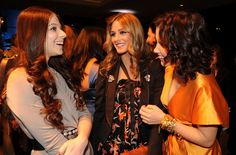 Olivia Palermo and friends  
