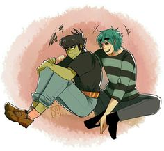 from the story picbook? by themckiddo (ゼム -zam) with 771 reads. Murdoc Gorillaz, 2d And Murdoc, Electro Swing, Fandom, Mob Psycho, Romance, Beetlejuice, Wattpad, Punk Rock