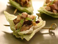 Tea Smoked Chicken Recipe : Food Network Kitchen : Food Network - FoodNetwork.com