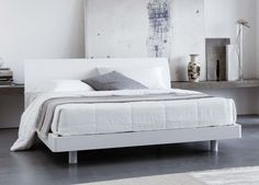 Image result for simplewhite italian bed