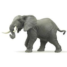 Papo Vilda Djurfigur Elefant