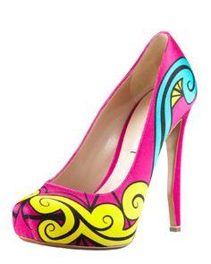 Pumps - Bergdorf Goodman Shoe Salon