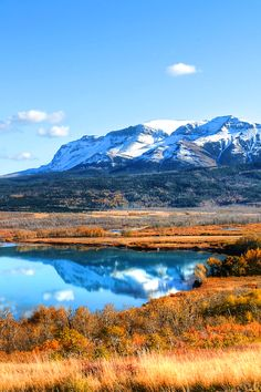 Crandell Lake in Waterton Lakes National Park | GI 365