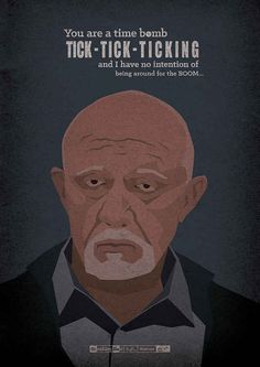 """A Designer Created These Amazing """"Breaking Bad"""" Posters For Every Episode Of The Show"""
