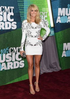 Carrie Underwood in Thomas Wylde (11th CMT Music Awards)