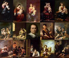 BARTOLOMÉ ESTEBAN PÉREZ MURILLO (Siviglia, 1º gennaio 1618 – Cadice, 3 aprile 1682) MON SITIO SUR LA ROUTE DE MAR MENOR CARTAGENA - Google+